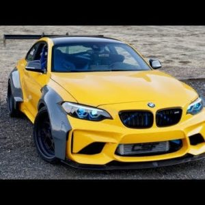 INSANCE BMW M2 DRIFT BUILD
